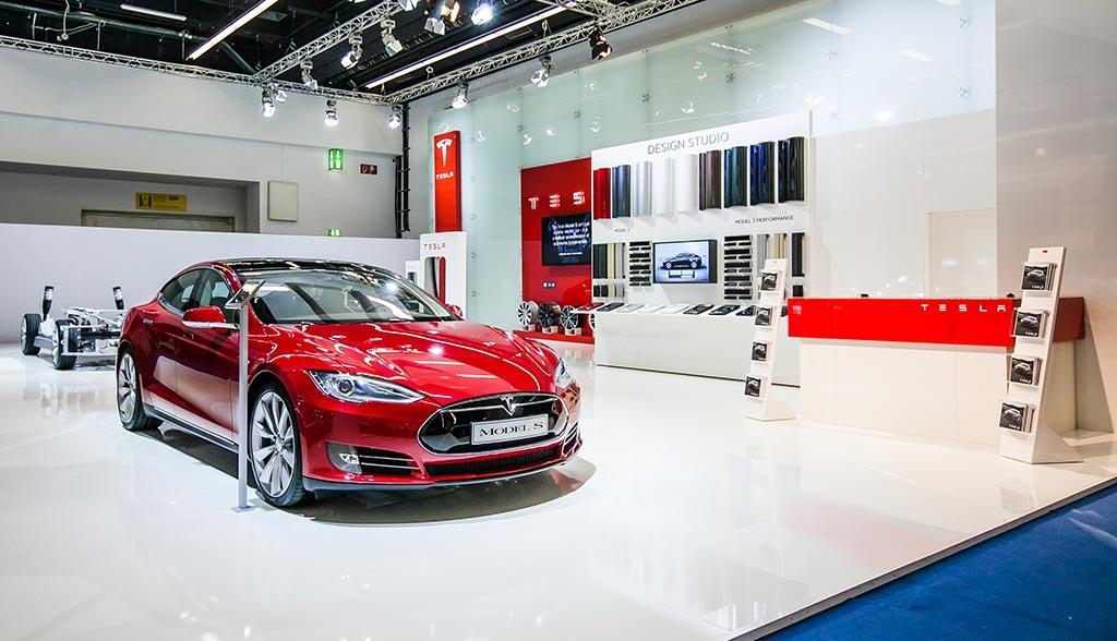 Tesla Model S Wertminderung Gebrauchtwagen-Preise