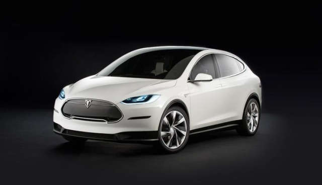 Tesla Model X Preis Antrieb Motor