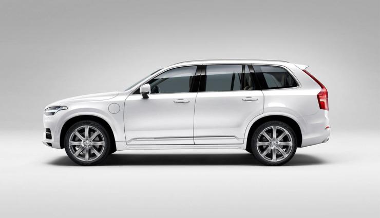 Volvo-XC90-Plug-in-Hybrid-SUV-Seite