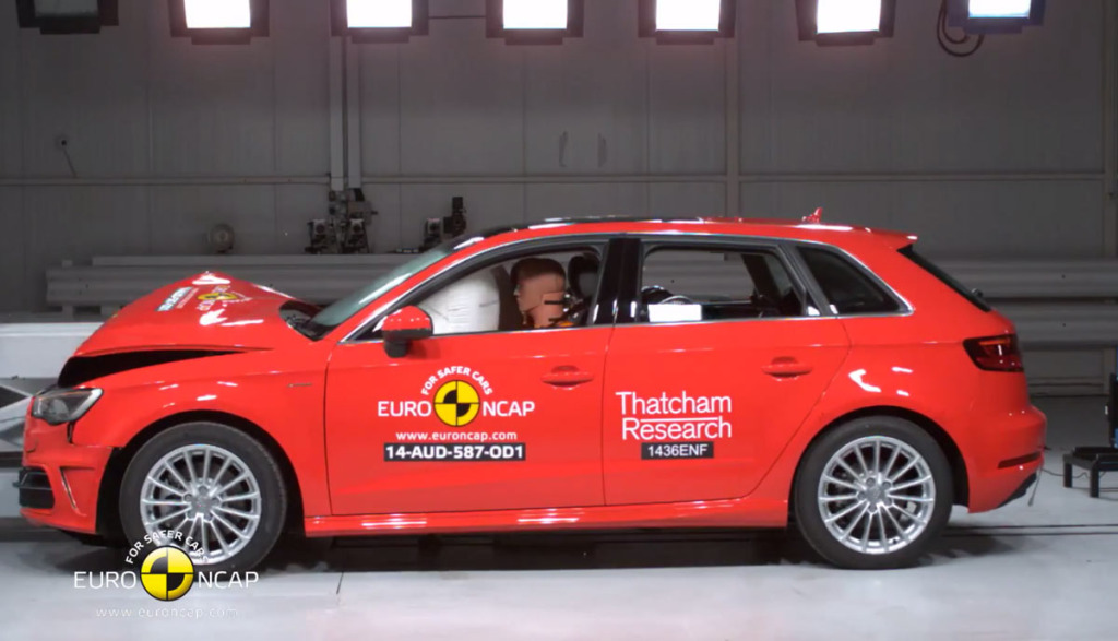 Audi-A3-e-tron-plug-in-hybrid-crash-test