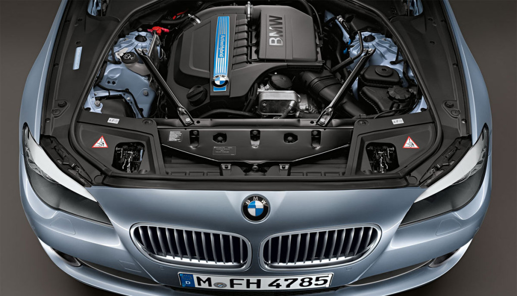 BMW-Plug-in-Hybridmodelle