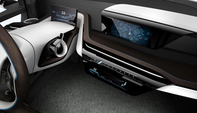 BMW-i3-Navigation