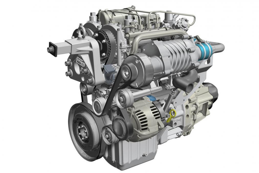 Renault 2-Takt-Dieselmotor