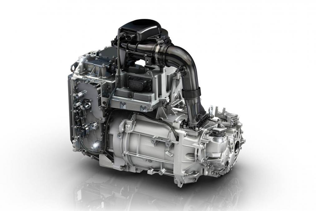 Renault Elektroauto-Motor ZOE