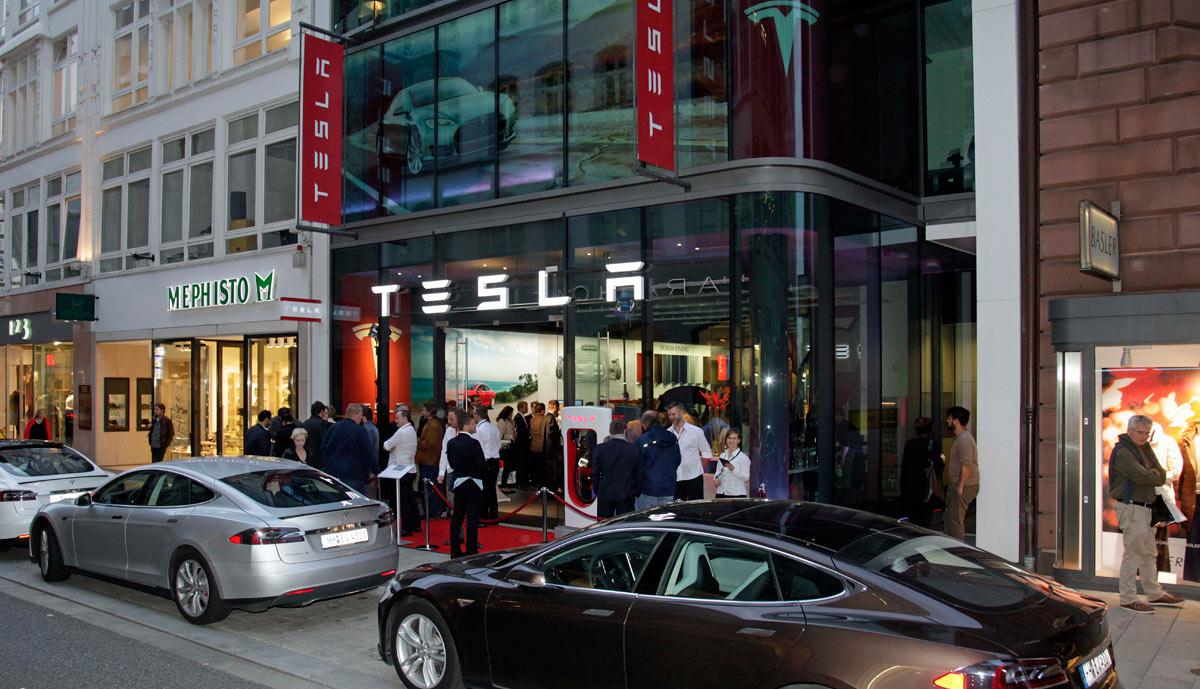 Tesla Motors Jobs
