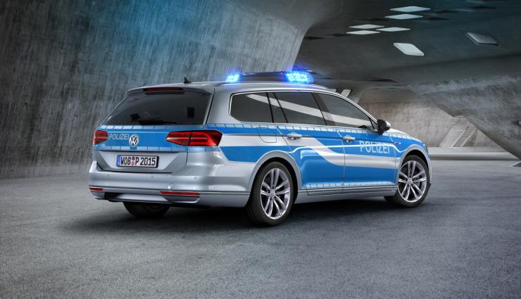 VW-Golf-GTE-Polizei-Plug-in-Hybrid-Heck
