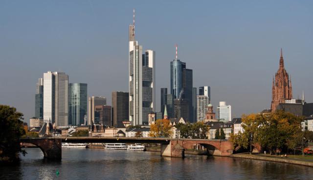 Frankfurt-Elektroauto
