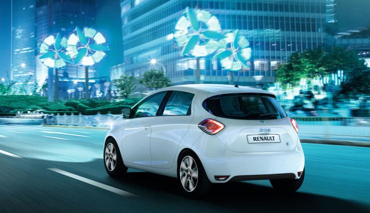 Bald 300 km Praxisreichweite für Elektroauto Renault ZOE?