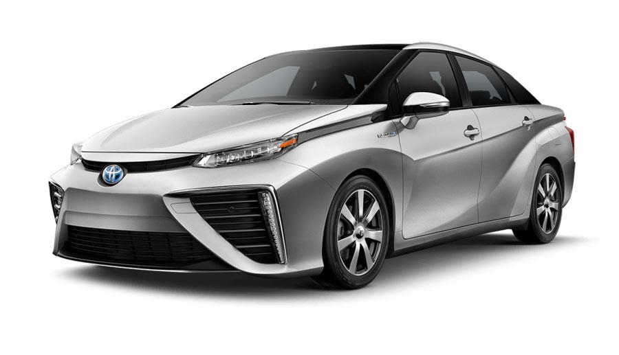 Toyota-Mirai-Verkaufszahlen