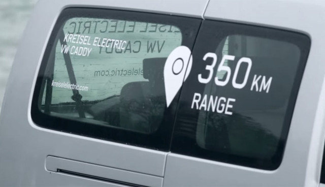 Kreisel-Electric-VW-Caddy-Test