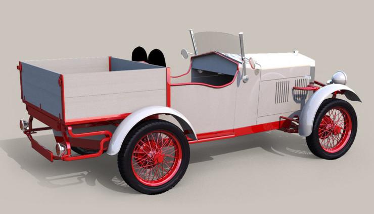 LORYC_Speedster_Elektroauto_heck3