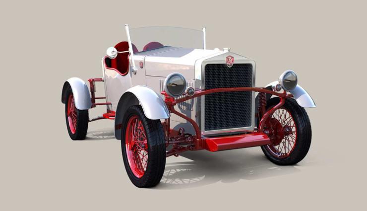 LORYC_Speedster_Elektroauto_vorn2