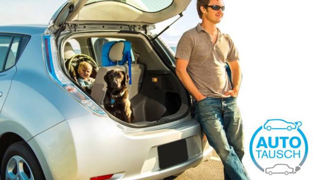 Nissan-Elektroautotausch