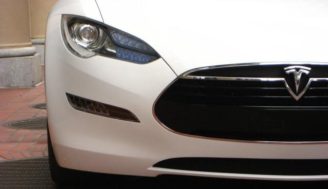 Tesla-Model-S-Panne