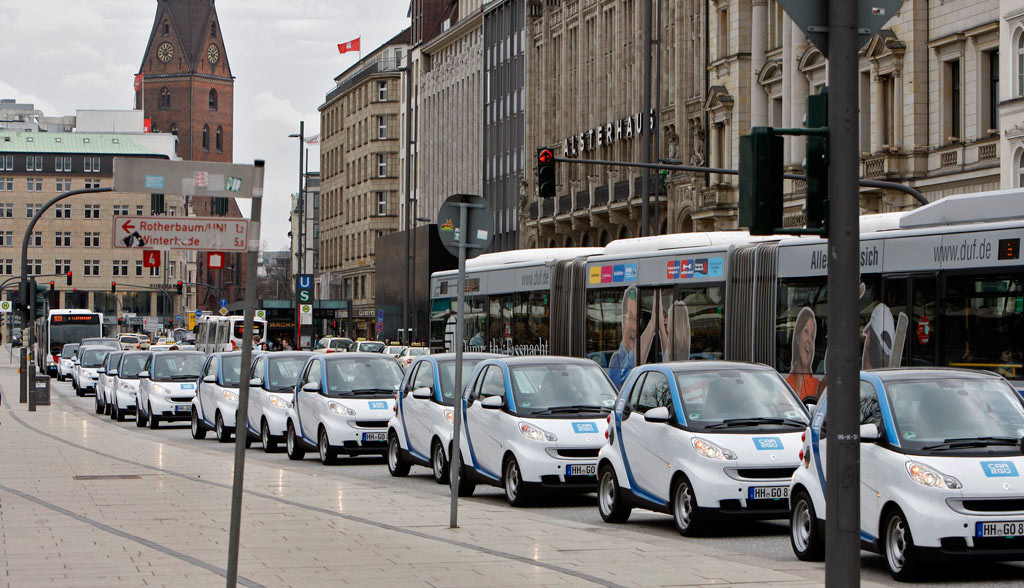 Elektroauto-Ladestationen-Hamburg