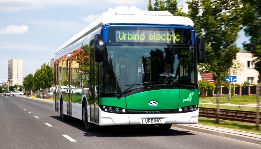 Berlin Bekommt Strom Busse Ecomentode