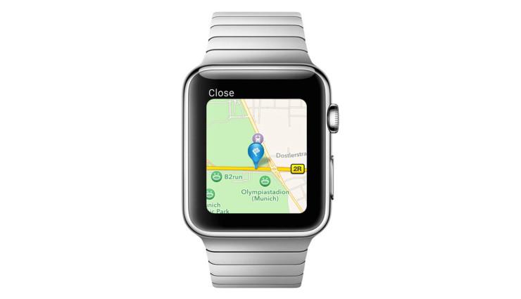 Apple BMW i Remote App 6