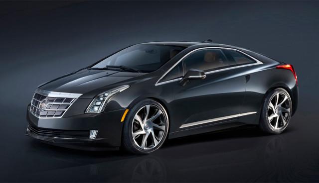 Cadillac-ELR-eingestellt