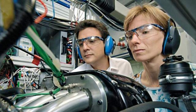 Deutschland-Elektroauto-Forschung