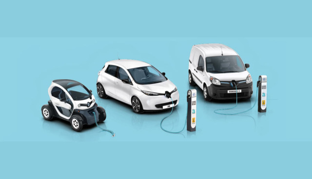 Elektroauto-Probefahrt-Renault
