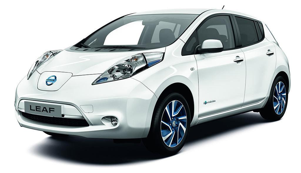 Nissan-LEAF-Mallorca