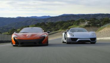 Porsche-918-Spyder-McLaren-P1-Hybrid