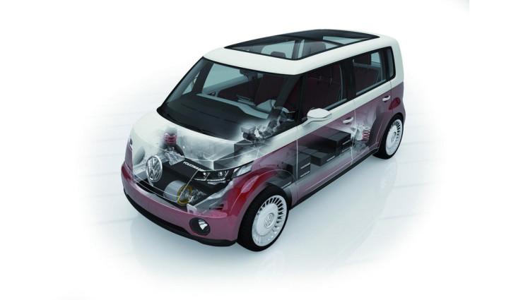VW-Bulli-Elektroauto-Technik