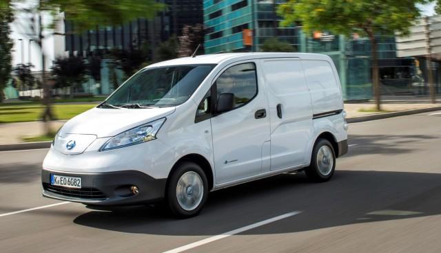 AVIS-Elektroauto-Mietwagen