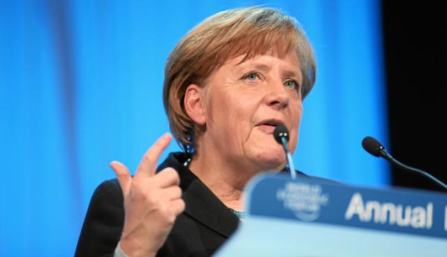 Angela-Merkel-Elektroauto