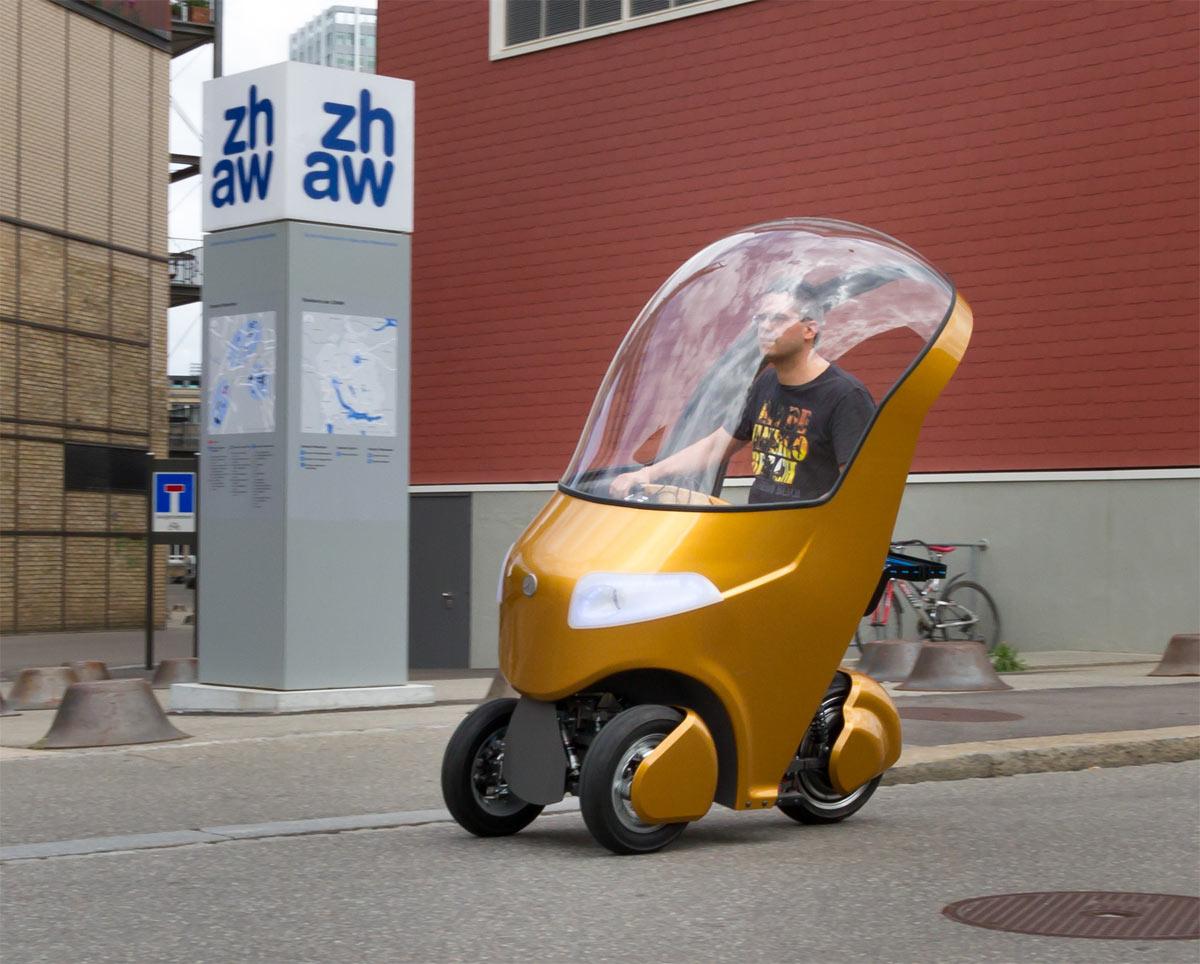 BICAR-Elektroauto-Roller1