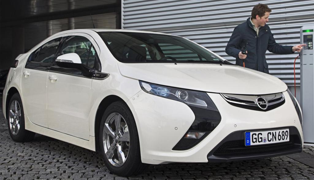 Opel-Elektroauto