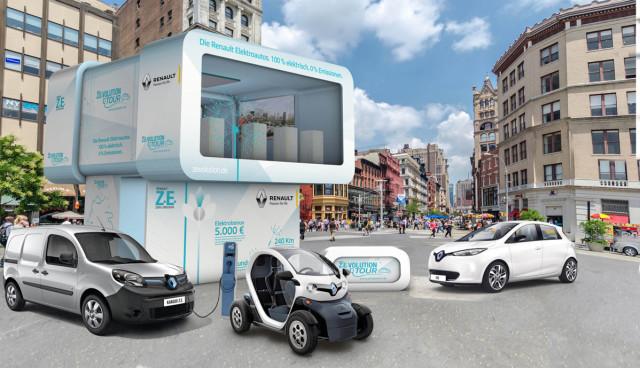 Renault-Elektroauto–ZEVolution-Tour-Gewinnspiel