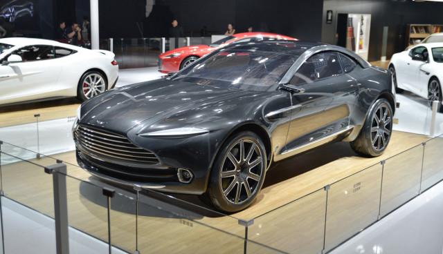 Aston Martin Elektroauto