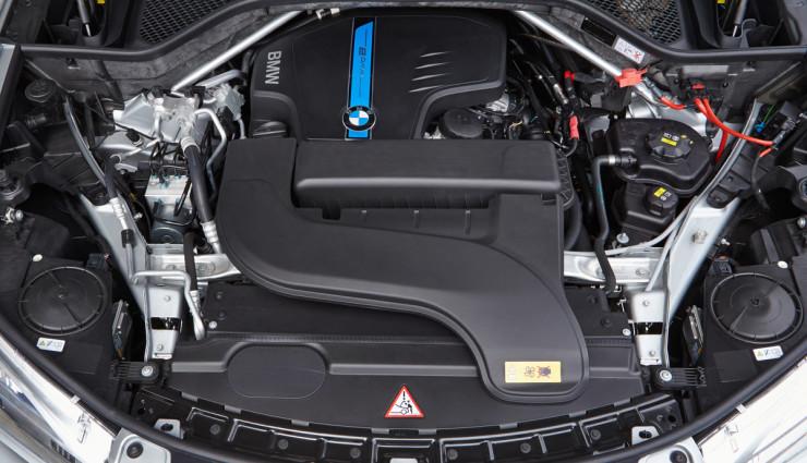 BMW-xDrive40e-Technik