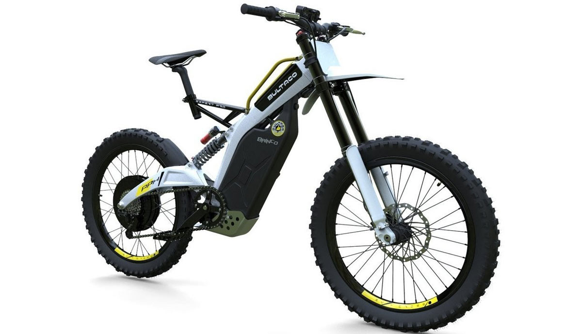 enduro e bike bultaco brinco bilder video. Black Bedroom Furniture Sets. Home Design Ideas