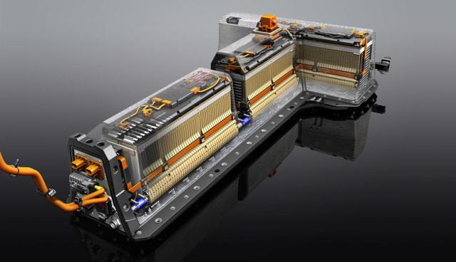 LG TL chem elektroauto batterie 500 kilometer reichweite