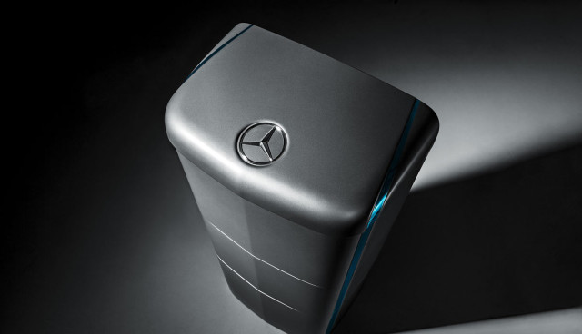 Mercedes-Energiespeicher-Batterien