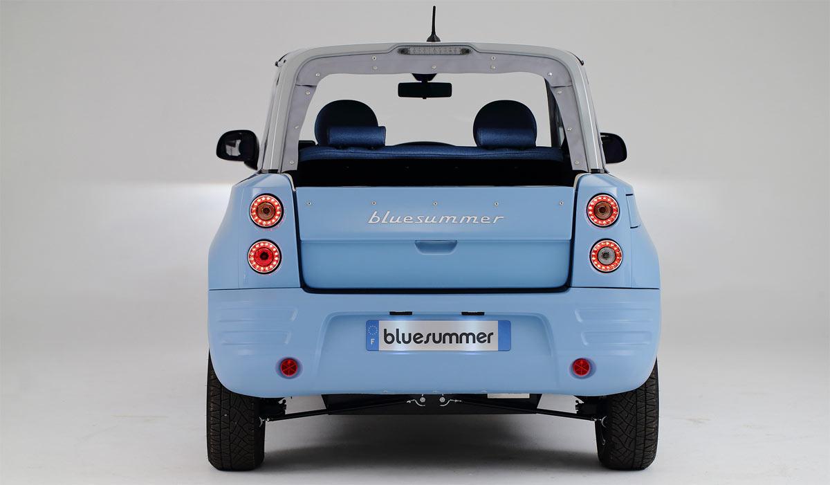ab herbst elektroauto cabrio bluesummer bilder. Black Bedroom Furniture Sets. Home Design Ideas