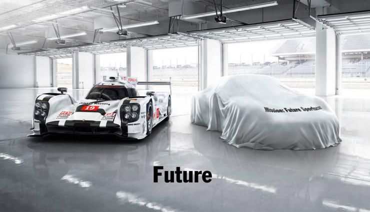 Porsche 717 Elektroauto