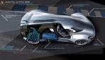 Porsche Elektroauto Rennwagen Le Mans 2035 - 4