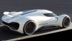 Porsche Elektroauto Rennwagen Le Mans 2035 - 6