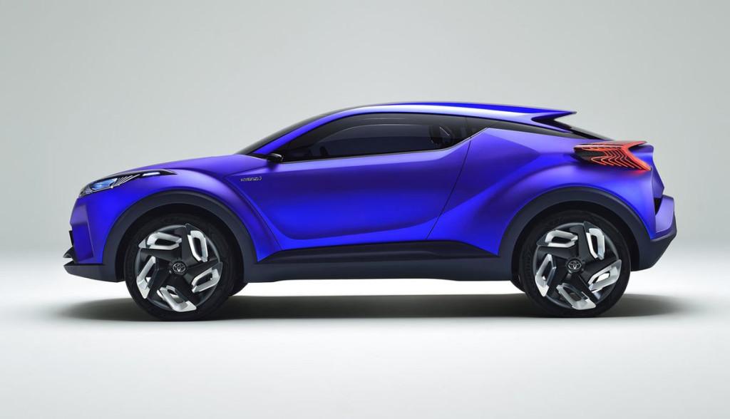 Toyota Prius: hybrider SUV in Arbeit?