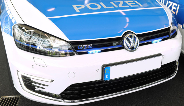Golf-GTE-Elektro-Hybrid-Polizei-Niedersachsen