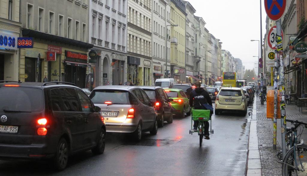 Luftverschmutzung-Deutschland-Elektroauto