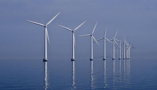 Offshore-Windenergie-elektroauto