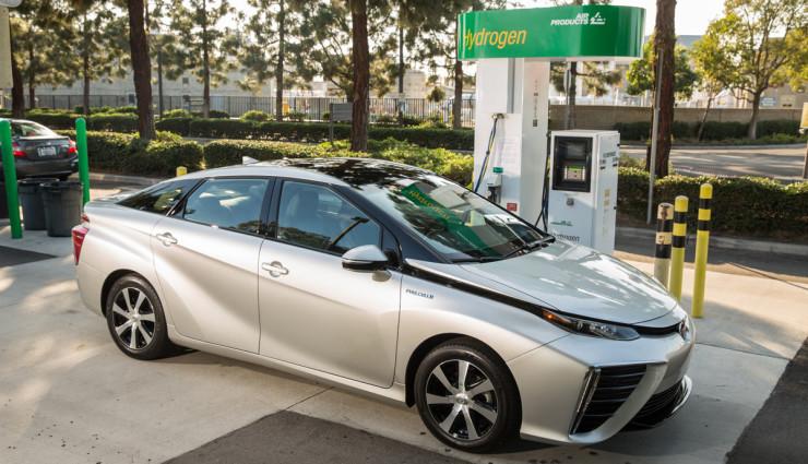 Sind Brennstoffzellen umweltfreundlich? Ja, aber…