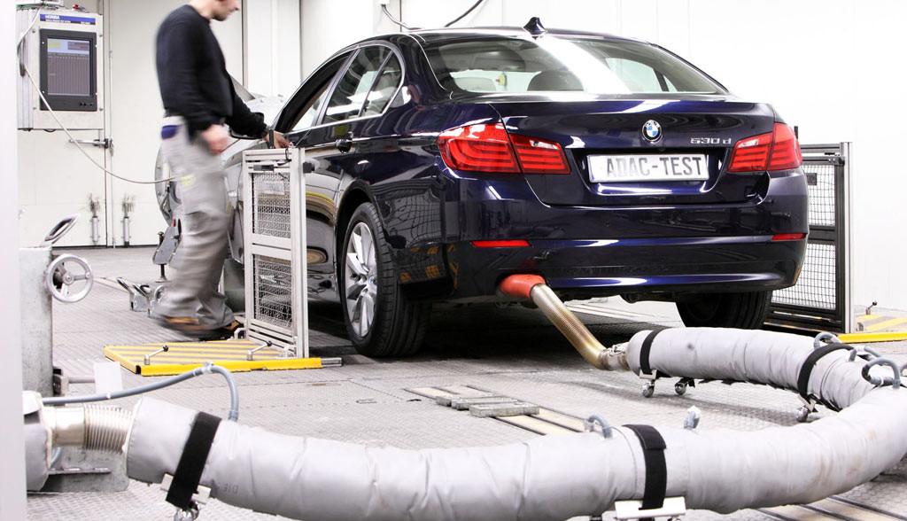 ADAC-Diesel-Abgas-Test