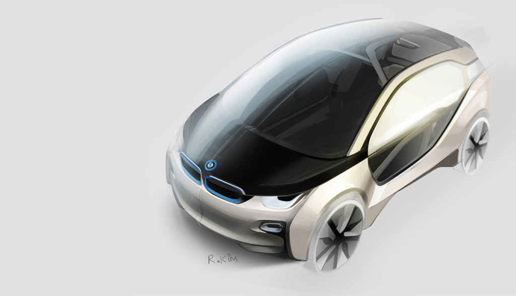 Apple Elektroauto BMW i3