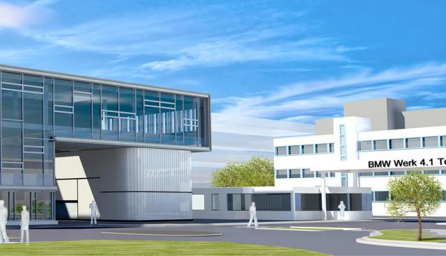 BMW-Leichtbau-Fabrik-Landshut