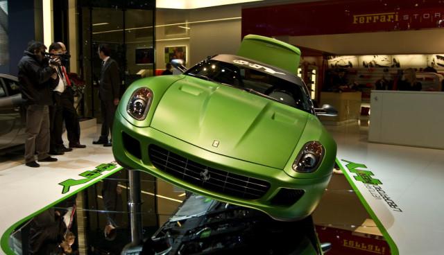 Ferrari-Elektroauto-KERS